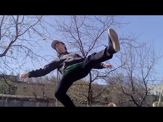 ★Dancehall routine by The Dimasik Pro ★ (PLAYA JEKA DH) ★
