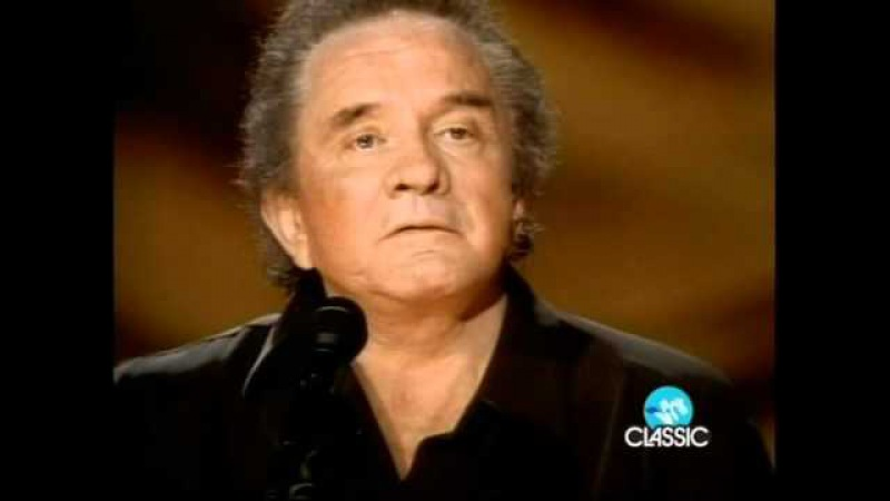 Johnny Cash and Willie Nelson - Ring Of Fire - live 2001