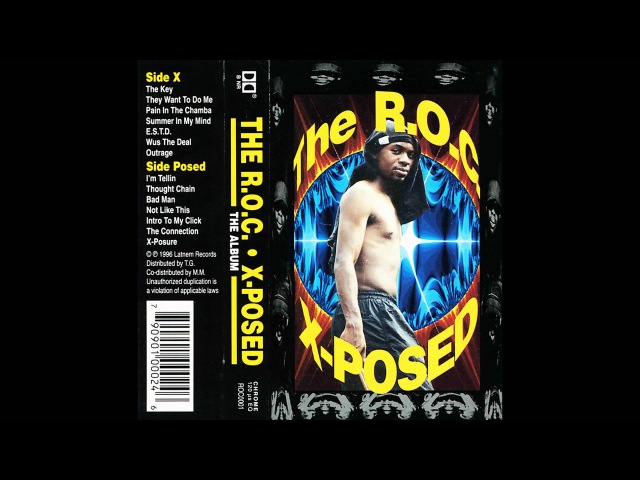The r.o.c. bad man 1996