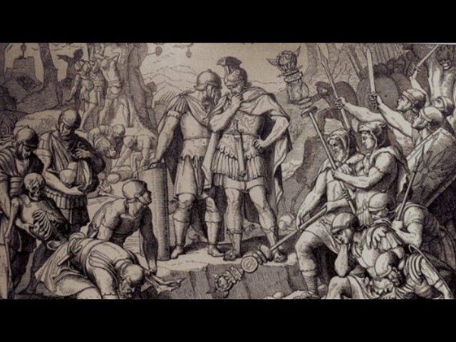 Наместники Римской империи (рассказывает историк Александр Смышляев)