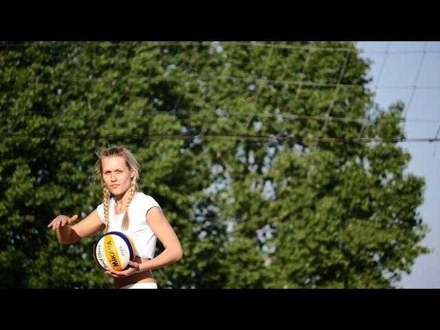 СпоРТ Как играть в пляжный волейбол