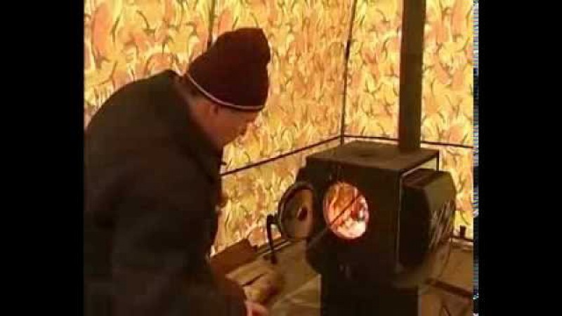 Чудо печь 'Индигирка' — электрогенерирующая