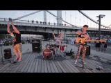 Кавер Группа (Cover Band) Mercedes Dance  Открытый концерт в парке Горького (2016)