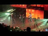 9.04.17 (FANCAMS + VLOG) B.A.P concert in D.C  world tour party baby us boom
