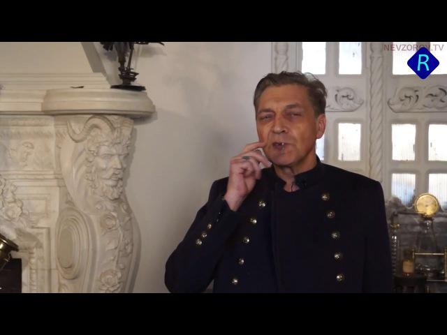Невзоров посоветовал всем самоубийцам ехать в РФ, где их ждет билет на лучший в и...