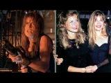 Как снимали сцену в Терминаторе-2, где присутствуют сразу две Сары Коннор