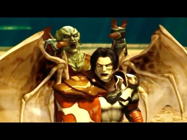 Legacy Of Kain: Soul Reaver (1999) - русский трейлер - VHS