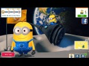 Despicable Me Minions Rush - Level 55 El Macho's Lair Collect 95 Stars On The Moon