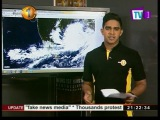 News1st Met Dept predicts a change in prevailing weather, but