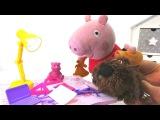Видео с игрушками. Свинка Пеппа новая серия!  Peppa Pig