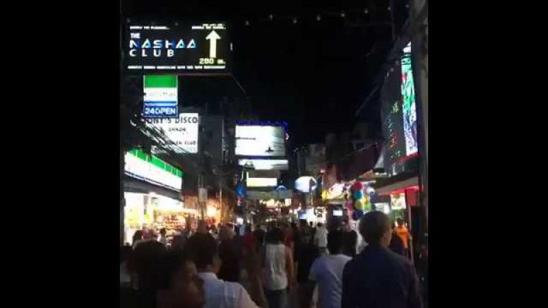 Moulin Rouge Walking Street Pattaya Thailand 53