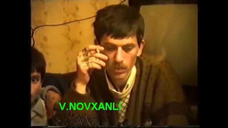 Воры в законе Хикмет и Юнус на дне рождения Рахима 05.04.1991.Азербайджан