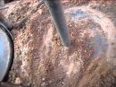 Газогенератор работает на сырых дровах