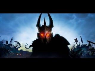 Overlord 9 серия ( пещерные твари)