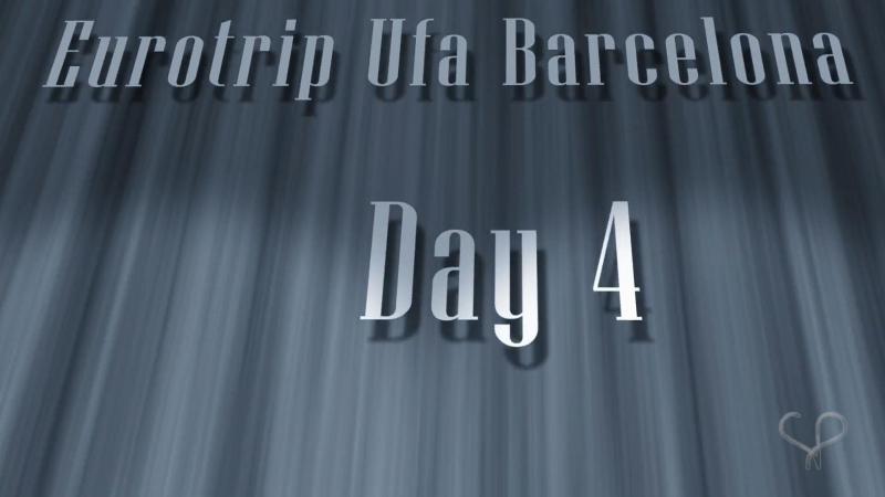 Евротур Уфа-Барселона. День 4, часть 1. Утренний Кальв