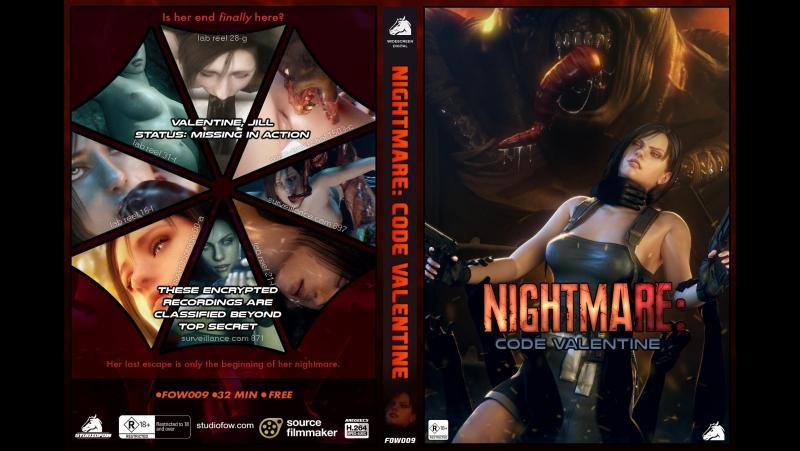 Nightmare - Code Valentine