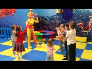 Танец фиксиков. Помогатор. Детское мини-диско.