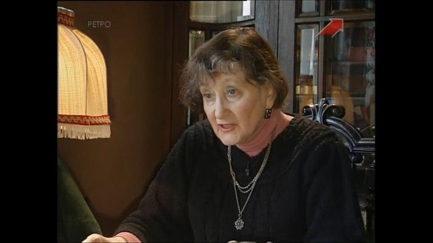 Умерла писательница Елена Ржевская