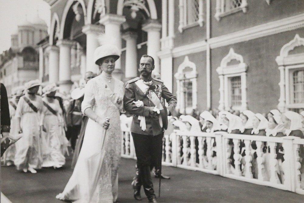 60 тыс. документов из личного архива жены Николая II выложены в Сеть