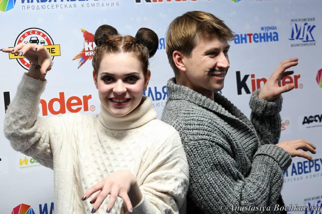 Ледовые шоу Ильи Авербуха *Мама*, *Малыш и Карлсон*, *Рождественские встречи*, а также различные новогодние шоу на льду - Страница 6 2FBYxwJH9h4
