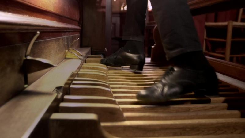 598a J. S. Bach - Pedal-Exercitium, BWV 598