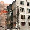 Снос пятиэтажек в ЗАО