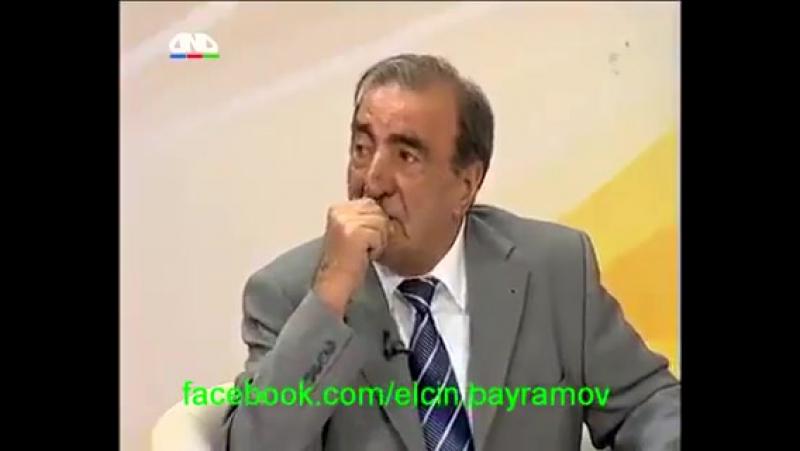 Habil Əliyevin ana haqqında tük ürpərdən şeri