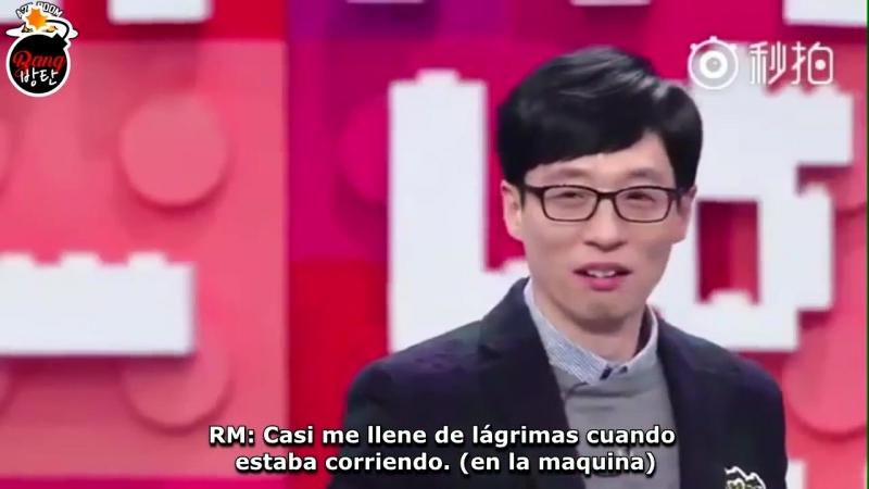 [Sub Español] 151212 Same Bed Different Dreams preview (RAP MONSTER)