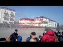 9 мая,парад в Екатеринбурге 2017 год