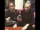 jacqueline jossa and Tilly Keeper from eastenders