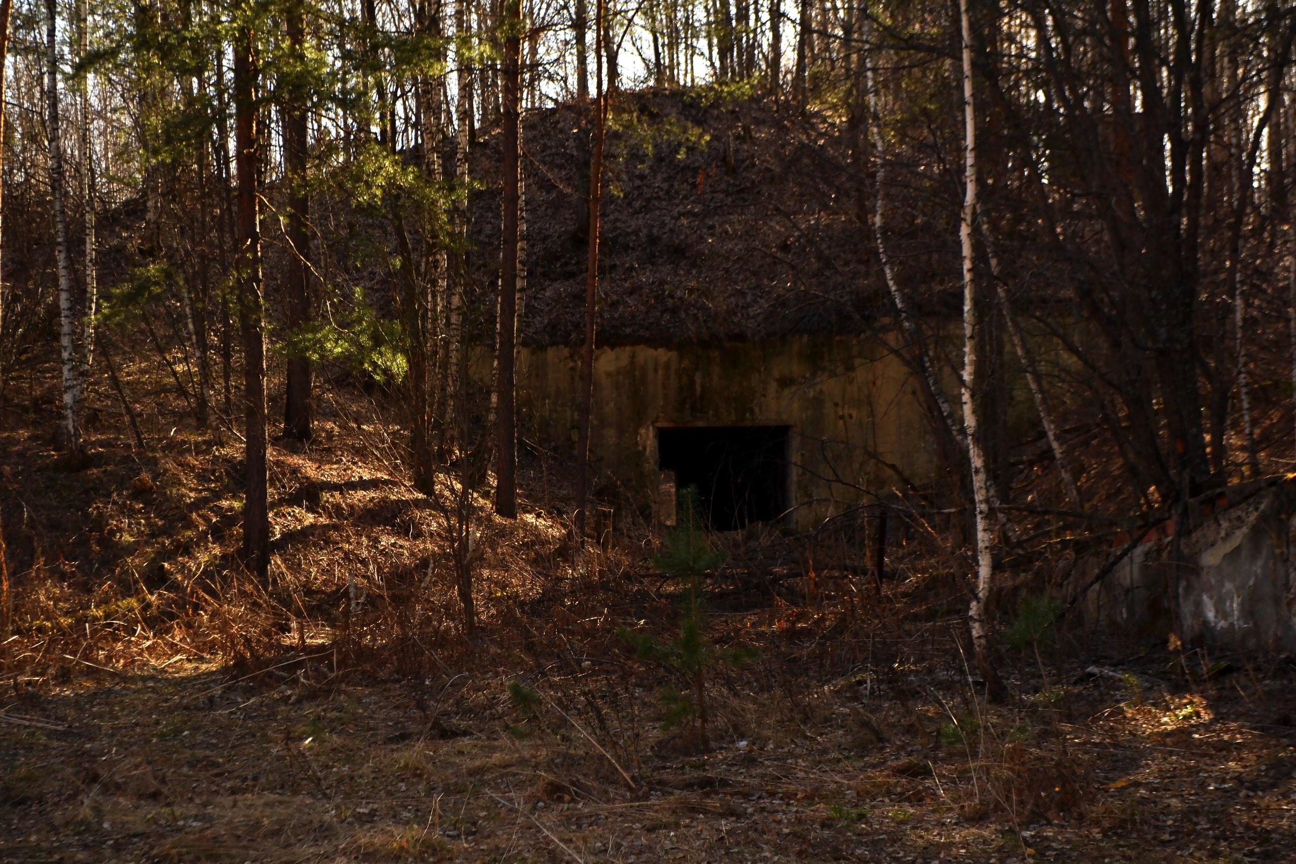 Старые бункеры фото