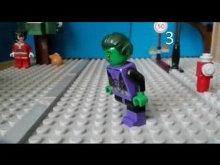 Разрушитель ФПС-легенд 1: Лего Гик