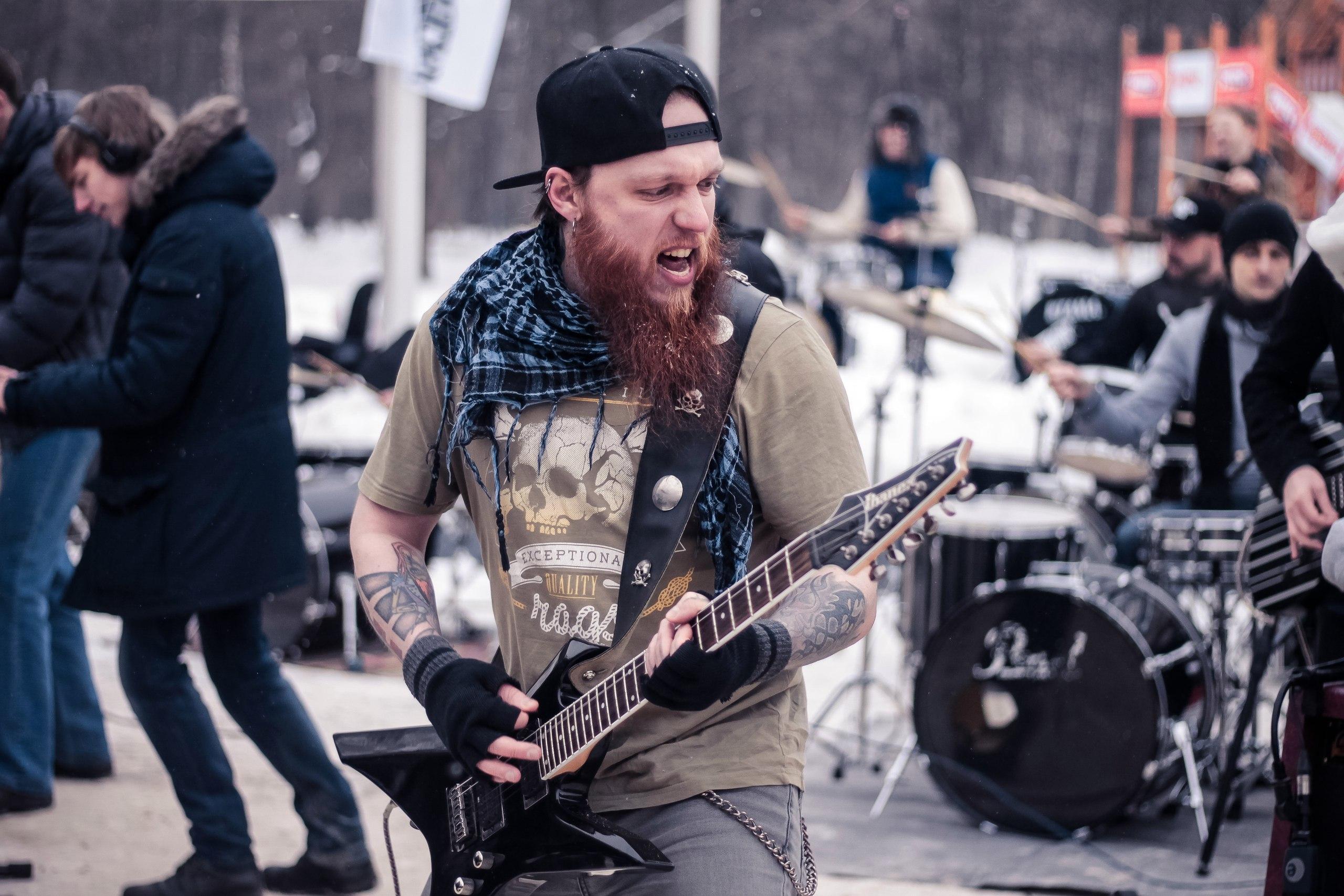 Фото из официального сообщества RocknMob