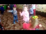 Дискотека в дитячому садку)))