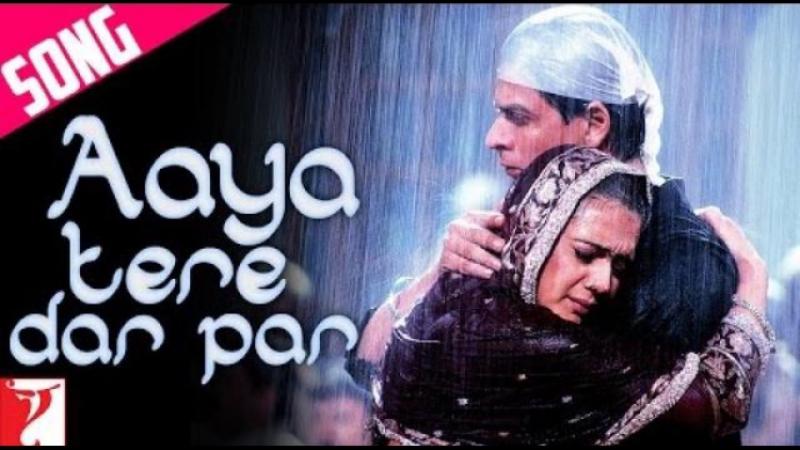 Клип Aaya Tere Dar Per Deewana- из индийского фильма Вир и Зара