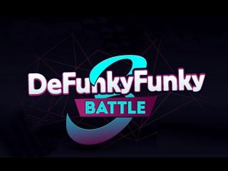 Рок VS Liana 1/8 KIDS DeFunkyFunky3 23 апреля 2017 год