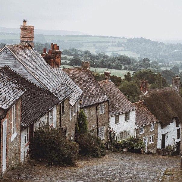 Магия красоты английских городков