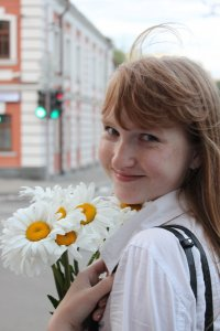 Мария Прибылова, 31 мая , Москва, id157798