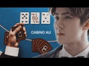 Oh sehun | FEELING GOOD [casino au!]