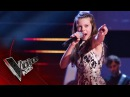 Courtney performs 'I Got You I Feel Good ' Semi Final The Voice Kids UK 2017