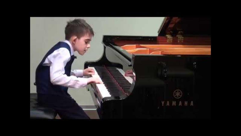 J.S. Bach, 3-voice Fugue In C Major, BWV 953. И.С.Бах, 3-голосная фуга до мажор