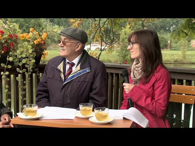 Чехия интервью В.Н.Мегре Габриэле Филиппи