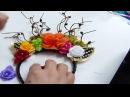 Diadema Navidad Cuernos de Ciervo con chamizos Christmas Headbands