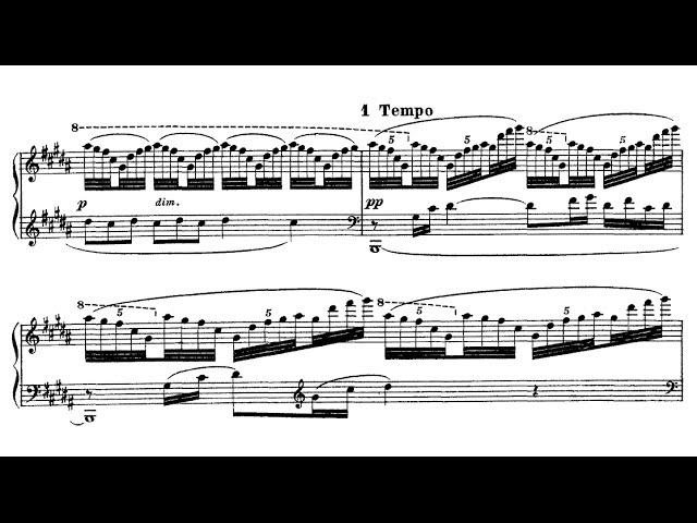 Claude Debussy ‒ Estampes