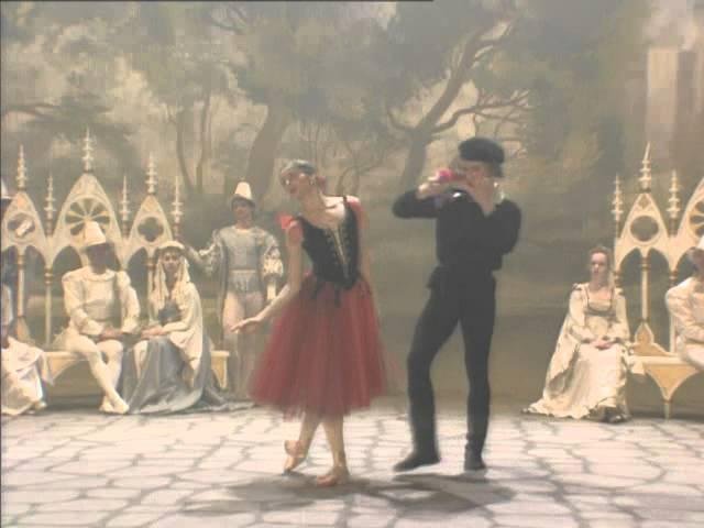 Эсмеральда. Фильм-балет Esmeralda. Film-ballet.