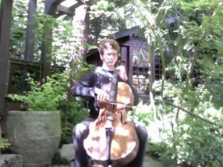 POPPER PROJECT #22: Joshua Roman plays Etude no. 22 for cello by David Popper