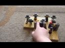 Зомби Апокалипсис День Хэллоуина Лего Самоделка