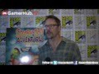 Matthew Lillard on Scooby Doo, FIFA 13 and The Bridge - Gamerhub.tv