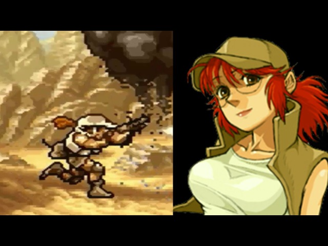 Evolution of Metal Slug (1996-2016)