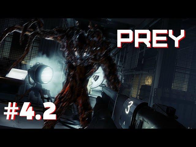 Прохождение Prey (2017) — Часть 4.2 : АДВЕНТ, КОШМАР в ТЕПЛИЦЕ .1080p
